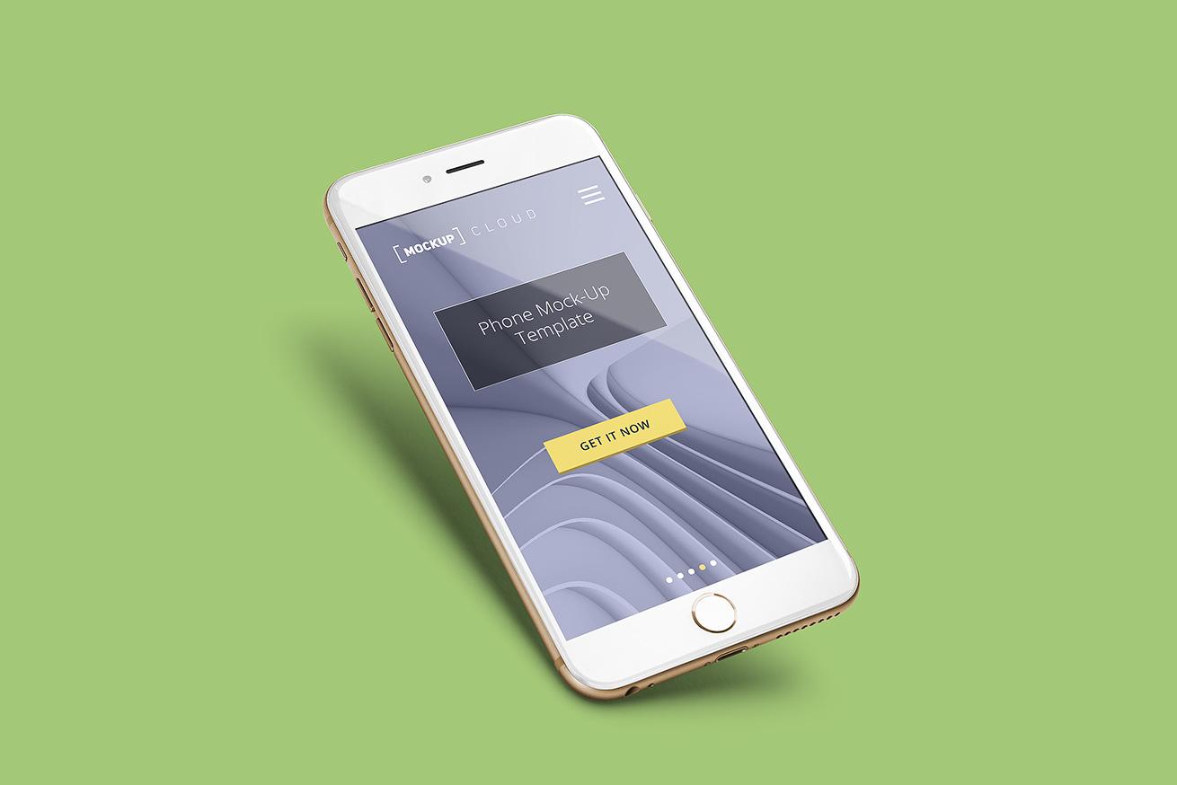 Mockup App Smartphone Mockup Set Mockup Cloud