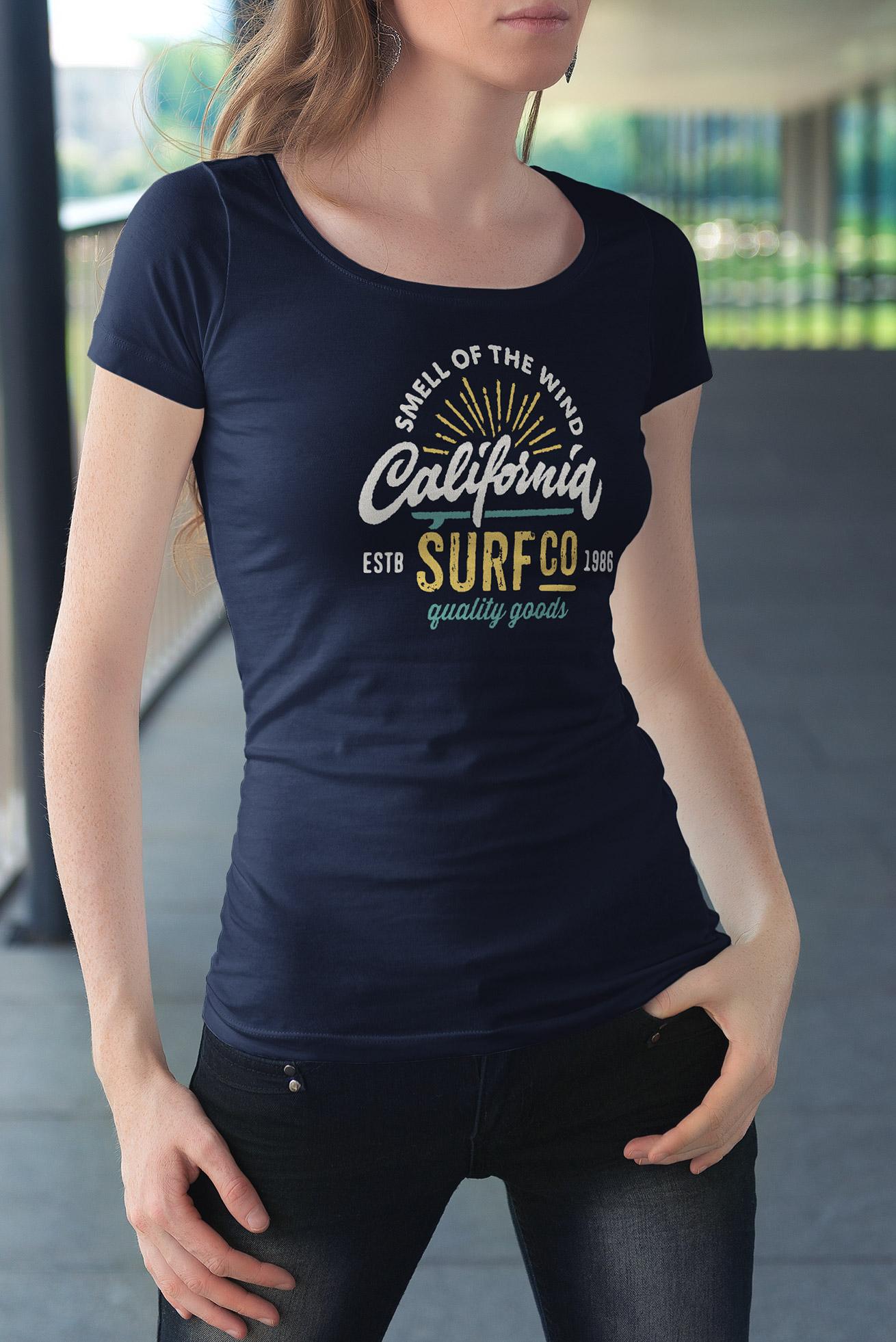 free t shirt mockup