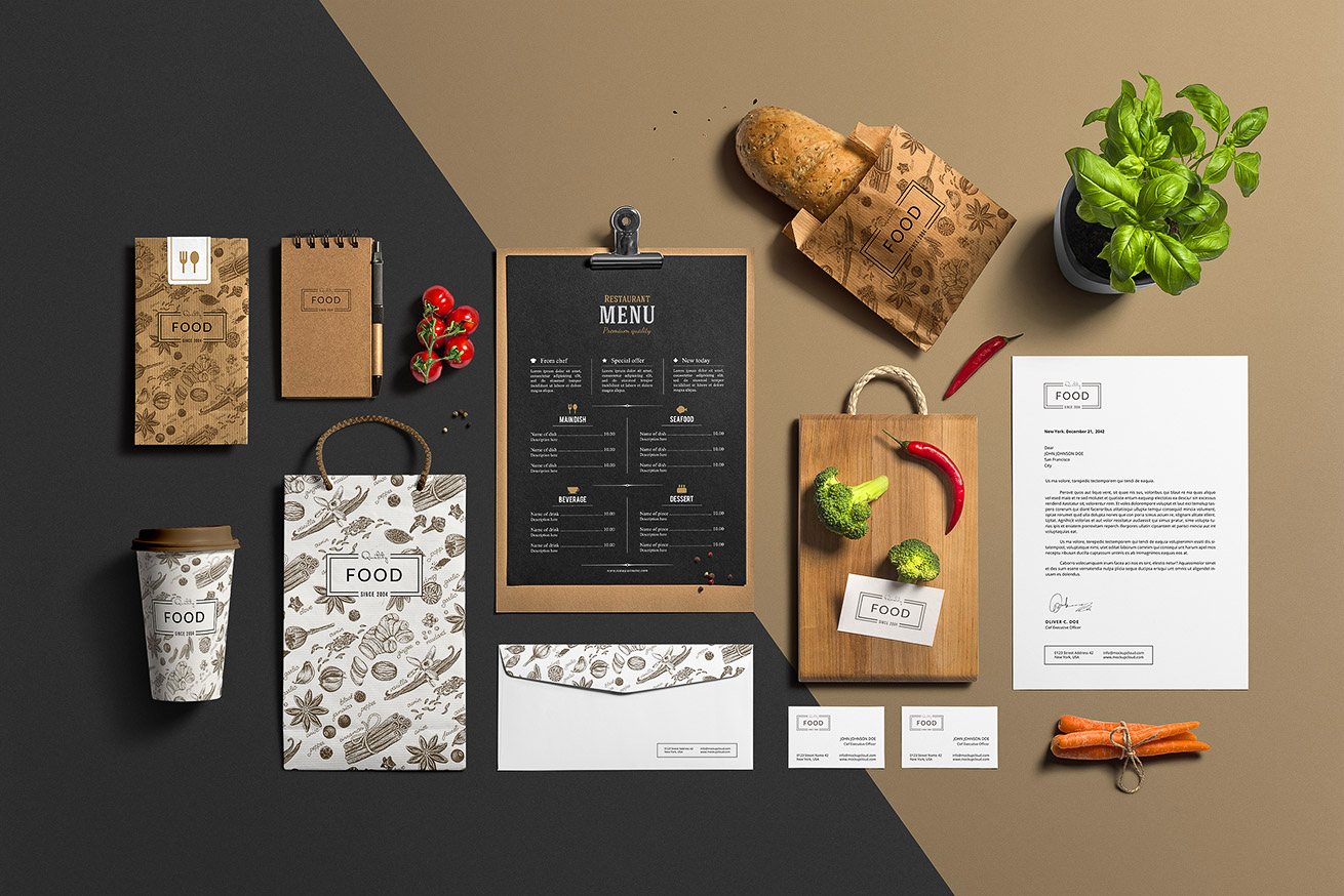 Best Cafe Menu Design
