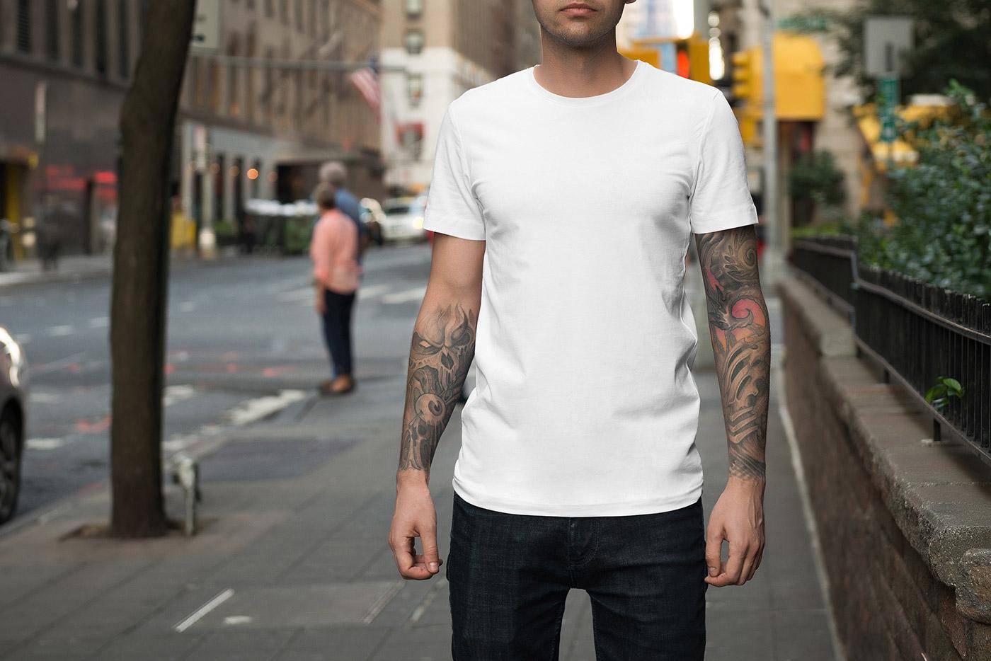 tshirt mockups